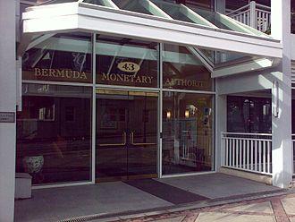 Bermuda Monetary Authority - Bermuda Monetary Authority