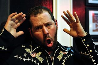 Bert Kreischer American stand-up comedian, reality television host and actor