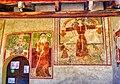 Bessans Chapelle Saint-Antoine Extérieur Fresques 2.jpg