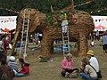 Bestival 2006 elephant sculpture.jpg