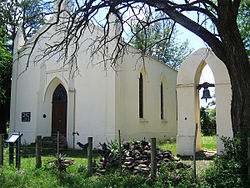 Bethel Mission Church, Stutterheim