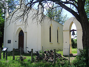 Stutterheim - Bethel Mission Church, Stutterheim