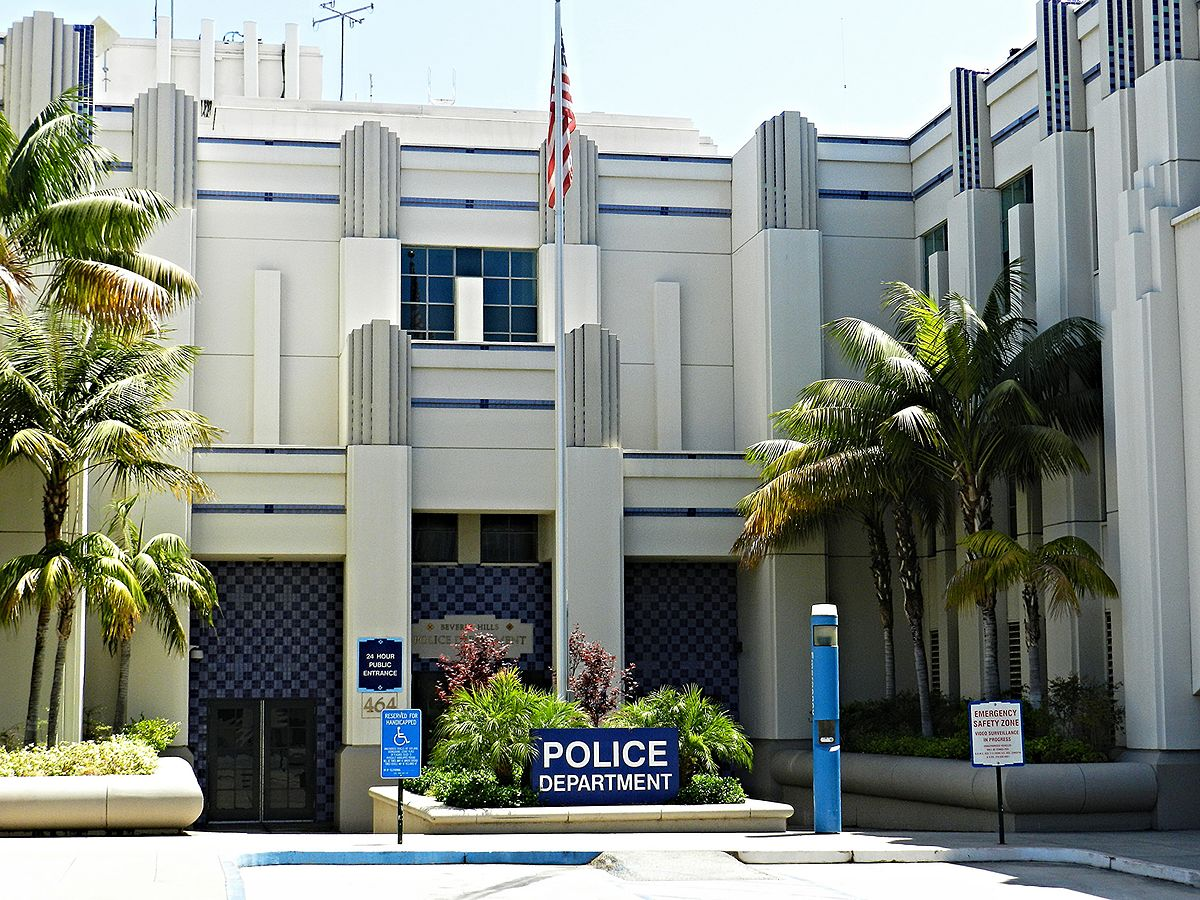 Beverly Hills Police Department - Wikipedia  Beverly Hills P...