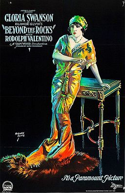 Beyond the Rocks - Paramount 1922 movieposter