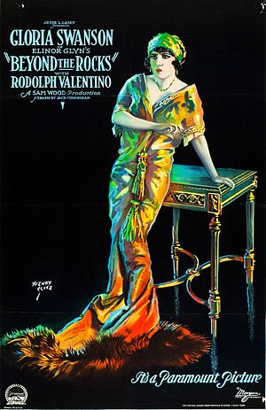 Beyond the Rocks (film) - Image: Beyond the Rocks Paramount 1922 movieposter