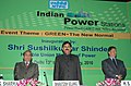 Bharatsinh Solanki, the Secretary (Power), Shri H.S. Brahma and the CMD, NTPC, Shri R.S. Sharma at the inauguration of the 'Indian Power Stations 2010 ─ A Power Plant O&M Event' of NTPC, in New Delhi on February 13, 2010.jpg