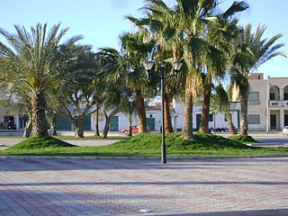 Nuqat al Khams District of Libya