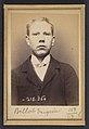 Billot. Eugène. 20 ans, né à La Charité (Nièvre). Tailleur d'habits. Anarchiste. 9-3-94. MET DP290190.jpg
