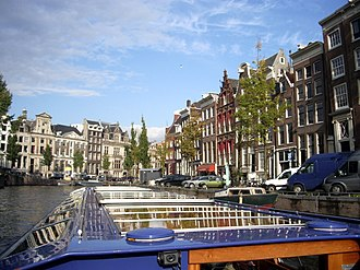 Grachtengordel (Amsterdam) - View of the Heerengracht