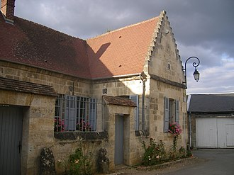 Louis Antoine de Saint-Just - Saint-Just's home in Blérancourt is now a museum and tourist center.