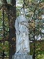 Blanche de Castille par Auguste Dumont, Jardin du Luxembourg.jpg