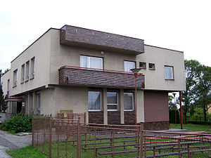 Polish Cultural and Educational Union - PZKO House in Błędowice Dolne (Dolní Bludovice)