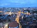 Blick über Porto bei Nacht (vom Torre dos Clérigos) (14004487562).jpg