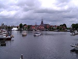 Blokzijl - Blokzijl harbour