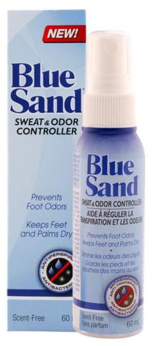 Deodorant - Methenamine based antiperspirant for treatment of excessive sweating