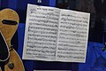 Blue Suede Shoes Sheet Music - Rock and Roll Hall of Fame (2014-12-30 12.16.25 by Sam Howzit).jpg