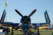 Blueangels BearcatF8F