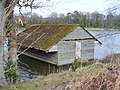 Boathouse by Slaugham Manor - geograph.org.uk - 710009.jpg