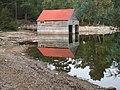 Boathouse on Loch Vaa - geograph.org.uk - 1497939.jpg
