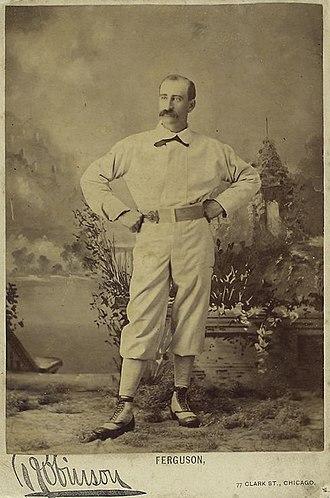 Bob Ferguson (infielder) - Image: Bobferguson 10