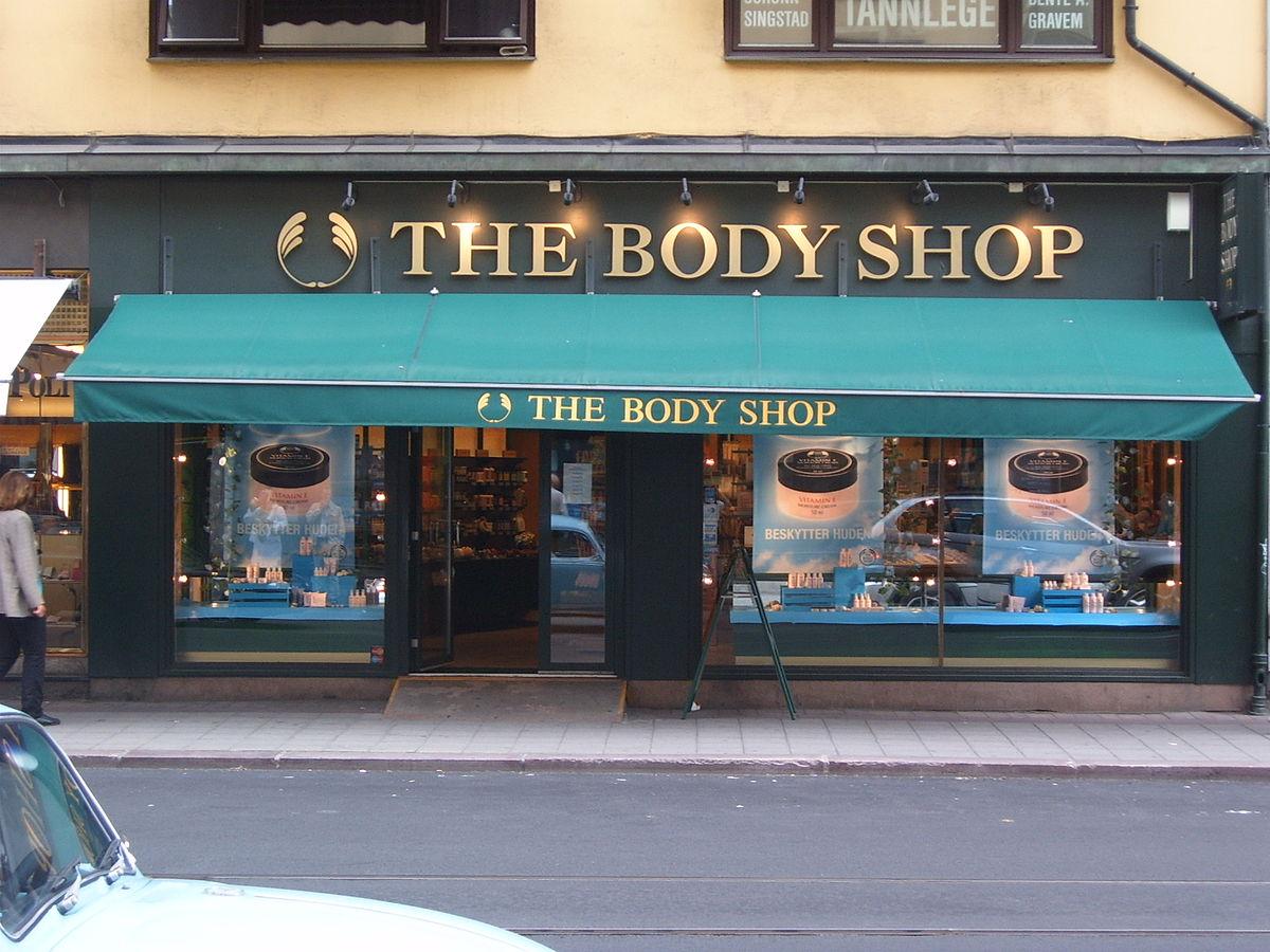 File:Body Shop Oslo.JPG - Wikimedia Commons