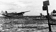 Boeing 314 California Clipper at Cavite c1940