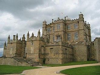 Bolsover Castle - Image: Bolsover Castle, Derbyshire (geograph 291425)