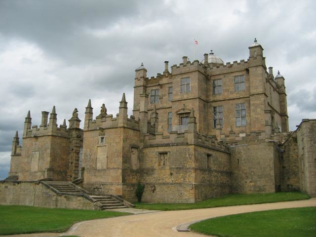Bolsover Castle, Derbyshire (geograph 291425)