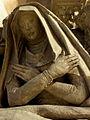 Bordeaux (33) Basilique Saint-Michel Chapelle du Saint-Sépulcre Mise au tombeau 04.JPG