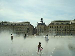 Miroir d'eau - Image: Bordeaux Juillet 2012 (85)