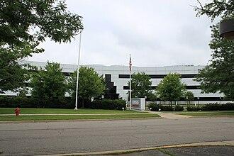 Borders Group - Borders headquarters building, Ann Arbor