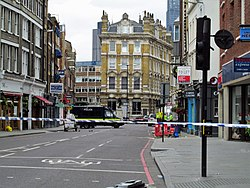 Borough High Street after the Terrorist Attack (35080024946).jpg