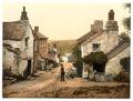 Boscastle, the village street, Cornwall, England-LCCN2002696573.tif
