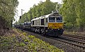 Bottrop (Kokerei Prosper) Euro Cargo Rail Class 77 247 029-2 staaltrein (14095909623).jpg