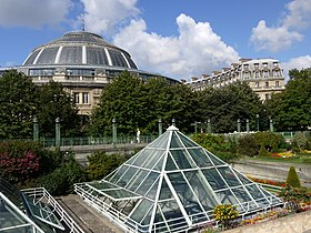 Image illustrative de l'article Jardin des Halles