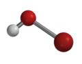 BrOH molecule model.png