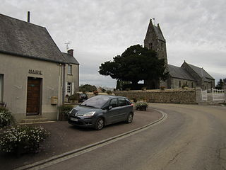 Brainville, Manche Commune in Normandy, France