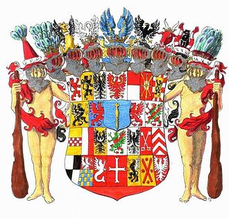 Coat of arms of Prussia - Image: Brandenburg,Electora te,1686