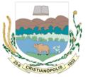 Brasão de Cristianópolis GO.png