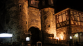 Braunfels market place and lower castle tower by night, HDR.png