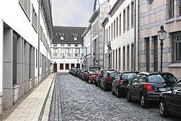 Turnierstraße in Braunschweig