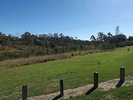 Bremer River parkland at Sadliers Crossing, Queensland.jpg