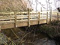 Bridge over Colwyn Brook - geograph.org.uk - 610696.jpg