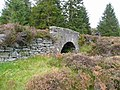 Bridge over the Pitrannoch Burn - geograph.org.uk - 1004378.jpg