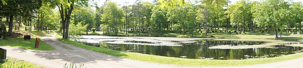 Bridgewater Cemetery, Bridgewater, Nova Scotia