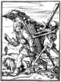 Brief History of Wood-engraving Holbein Pedlar.png