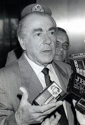 Leonel Brizola - Brizola in 1984