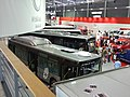 Brno, Autotec 2008, pohled na autobusy Iveco Irisbus.jpg