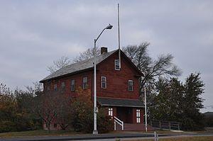 Forest Avenue School - Image: Brockton MA Forest Avenue School