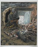 Brooklyn Museum - Mary Magdalene and the Holy Women at the Tomb (Madeleine et les saintes femmes au tombeau) - James Tissot.jpg